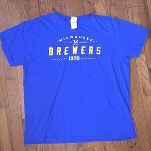 Milwaukee Brewers MLB T-Shirt